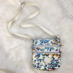 Kipling - Watercolor Animal Print Crossbody Bag